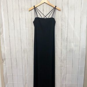 Classic Black Dress from Laundry size 6